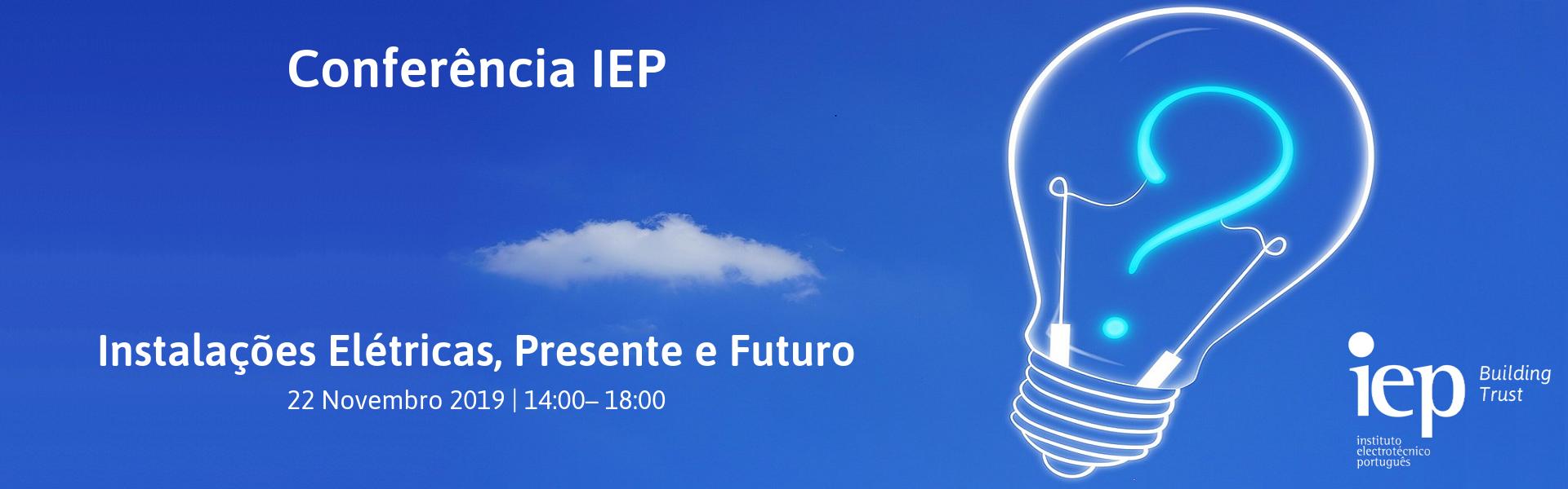 Conferência IEP